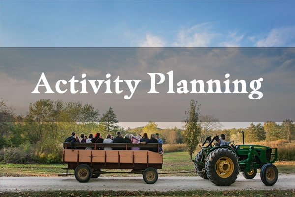 Group Activity Planning