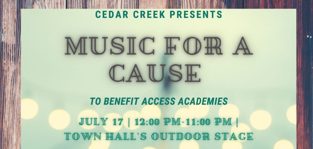 Music For A Cause